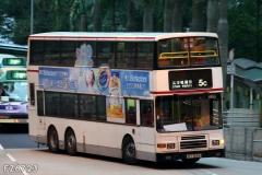 HT524 @ 5C 由 FZ6723 於 惠華街左轉入慈雲山中巴士總站梯(慈中巴士總站梯)拍攝