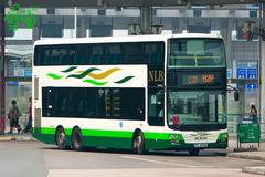 TY9538 @ B2P 由 ~CTC 於 深圳灣口岸巴士總站調頭梯(深圳灣口岸總站調頭梯)拍攝
