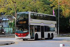 TT7597 @ K73 由 Jerry101923 於 朗屏路南行左轉朗屏巴士總站門(朗屏巴士總站門)拍攝