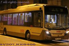 PY2123 @ 51 由 KE8466 於 荃灣西站巴士總站停站坑梯(荃灣西站停站坑梯)拍攝