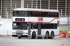 JD4215 @ 42A 由 始至終都係要 於 佐敦渡華路巴士總站入站門(佐渡入站門)拍攝