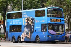 [花旗銀行(香港)]Citi 八達通白金卡享城巴新巴15%車費回贈