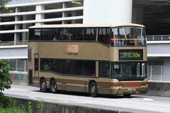 LE4612 @ 68M 由 BigMat@GL8202 於 屯門公路東行面向翠豐台梯(荃景圍梯)拍攝