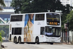 NG8831 @ 701 由 斑馬. 於 海麗邨巴士總站右轉深旺道梯(出海麗邨巴士總站梯)拍攝