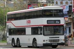 HB740 @ 41M 由 維克 於 西樓角路左轉荃灣鐵路站巴士總站梯(入荃灣鐵路站巴士總站梯)拍攝