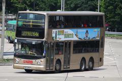 KD3024 @ 64K 由 AP15 於 錦上路巴士總站入坑門(錦上路巴士總站入坑門)拍攝
