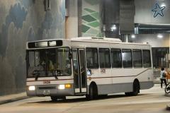 藍田鐵路站巴士總站出坑門