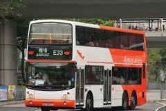 HT8953 @ E33 由 GK9636 於 出屯門市中心總站左轉屯門鄉事會路門(出屯門市中心總站門)拍攝