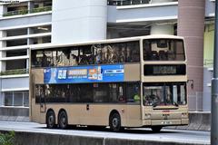 JV1681 @ 61M 由 HKM96 於 屯門公路東行面向翠豐台梯(荃景圍梯)拍攝