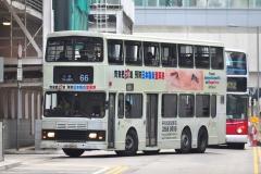GK8843 @ 66 由 8584 . 3708 於 河傍街右轉屯門西鐵站巴士總站門(屯門西鐵站門)拍攝