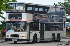 HT319 @ 99 由 GL258.HD9113 於 西貢巴士總站入站門(西貢巴士總站入站門)拍攝