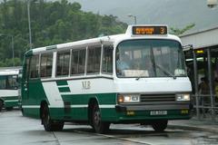 GB3061 @ 3M 由 KC6994 於 東涌鐵路站嶼巴巴士總站(門/梯)(嶼巴東涌巴士總站)拍攝