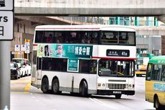JD2522 @ 41M 由 HL8354 於 荃灣鐵路站巴士總站右轉西樓角路梯(荃灣鐵路站出站梯)拍攝