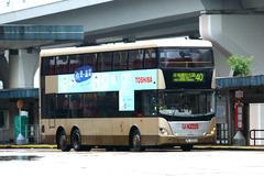 PC4344 @ 40 由 FX7611 於 觀塘碼頭巴士總站坑尾梯(觀塘碼頭坑尾梯)拍攝