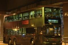 寶林巴士總站泊坑梯