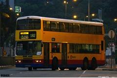 GJ6038 @ 182 由 PS8851 於 愉翠苑巴士總站出站門(愉翠苑出站門)拍攝