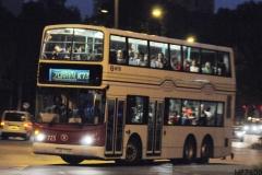 朗屏路右轉朗屏巴士總站門