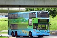 地面運輸中心巴士總站迴旋處梯