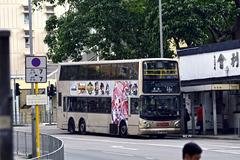 JF8398 @ 44M 由 704.8423 於 禾塘咀街面向葵涌街坊褔利會梯(葵涌街坊褔利會梯)拍攝