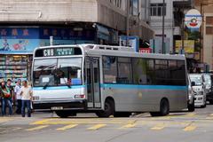 CJ790 @ CMB 由 控車辦 於 書局街右轉渣華道門(渣華道門)拍攝