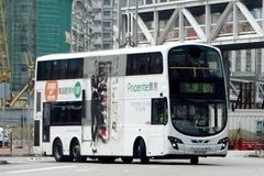 PX9722 @ 69X 由 LP785XLP563 於 佐敦渡華路巴士總站出站梯(佐渡出站梯)拍攝