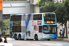 NG5568 @ 792M 由 LUNG 於 將軍澳站巴士總站右轉唐德街梯(出將軍澳站巴士總站梯)拍攝