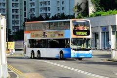 MV6645 @ S64C 由 JF8911 於 東涌巴士總站右轉美東街梯(東涌總站出站梯)拍攝