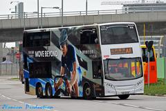 SB8218 @ A11 由 JY6516 於 港珠澳大橋香港口岸總站入站梯(港珠澳總站梯)拍攝
