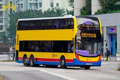 VT8309 @ S1 由 CTC 於 東涌巴士總站右轉美東街梯(東涌總站出站梯)拍攝
