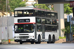 JC3316 @ 41M 由 AP15 於 西樓角路左轉荃灣鐵路站巴士總站梯(入荃灣鐵路站巴士總站梯)拍攝