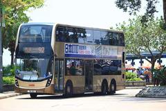 TW122 @ 92 由 Ch1ng05 於 西貢巴士總站入站門(西貢巴士總站入站門)拍攝