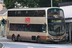 KY2604 @ 44M 由 LB9087 於 禾塘咀街面向葵涌街坊褔利會梯(葵涌街坊褔利會梯)拍攝