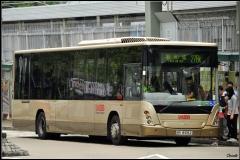 粉嶺鐵路站巴士站梯