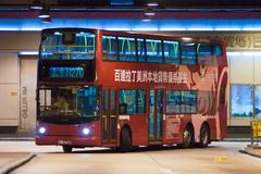 沙田市中心巴士總站西行 U-turn 門