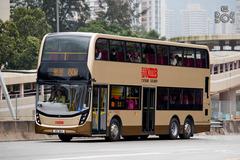 US261 @ 80K 由 白賴仁 於 車公廟路面向新翠邨新明樓門(大火出面門)拍攝