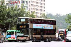 UL3179 @ 27 由 Kton26103 於 順安道入順天巴士總站門(入順天巴士總站門)拍攝
