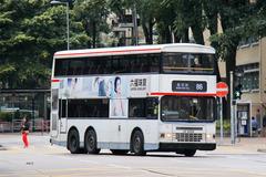 JC4352 @ 86 由 AAU1 於 美孚巴士總站出站梯(美孚巴總出站梯)拍攝