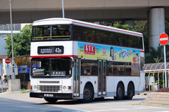 JD4215 @ 43B 由 1220KP3470 於 荃灣西鐵路站總站入站荃灣西D出口對出門(荃灣西D出口門)拍攝