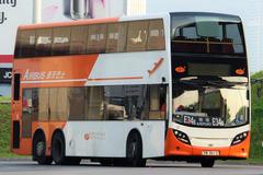 TB2612 @ E34B 由 Fai0502 於 暢連路迴旋處面向廣告版梯(地面運輸中心巴士總站迴旋處梯)拍攝