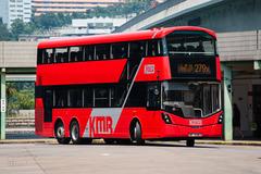 WF9483 @ 279X 由 GS6500 於 青衣鐵路站巴士總站落客站梯(青機落客站梯)拍攝