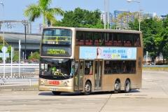 JY8490 @ 77K 由 伊莎‧啤梨 於 錦上路巴士總站入坑門(錦上路巴士總站入坑門)拍攝