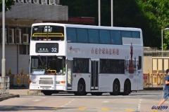 HL9881 @ 32 由 GU1559 於 荔枝角道西行面向深水埗運動場門(荔枝角道企 6C 大南西街門)拍攝