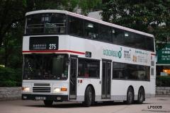 安慈路大埔中心巴士總站入坑門