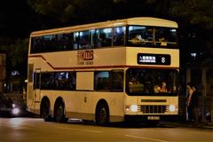 JD4215 @ 8 由 HKM96 於 忠孝街北行愛民邨分站入站梯(愛民邨入站梯)拍攝