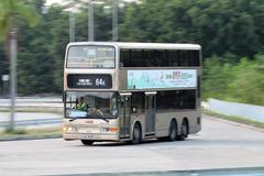 JK4727 @ 64K 由 1220KP3470 於 錦上路巴士總站入坑門(錦上路巴士總站入坑門)拍攝