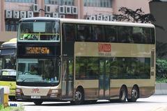 TP1095 @ 67M 由 Andy_GP 於 葵涌道北行面向生記工業大廈門(生記工業大廈門)拍攝