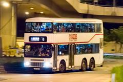 JD4215 @ 8 由 -> 香港人 <- 於 佐敦道迴旋處面向西九龍公路門(百周年變電站門)拍攝