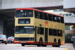 GK3895 @ 32M 由 GR6291 於 葵芳鐵路站巴士總站出坑門(葵芳出坑門)拍攝
