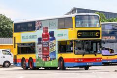 亞洲博覽館巴士總站調頭梯