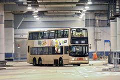 JG5070 @ 46X 由 704.8423 於 大圍鐵路站巴士總站面向46S總站梯(46S總站梯)拍攝